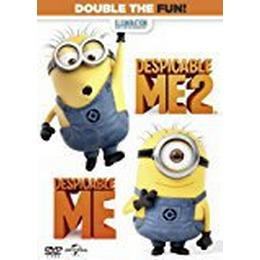 Despicable Me/Despicable Me 2 [DVD] [2013]